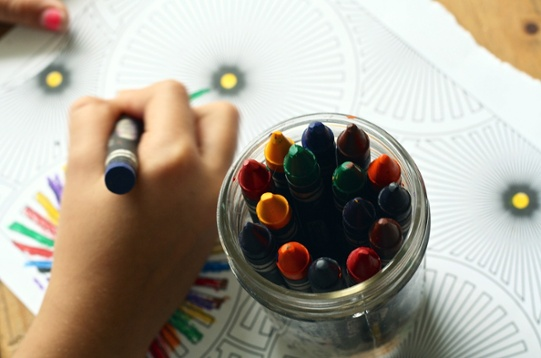 Art Therapy: Making Art Relieves Stress, Even if You're Not Good