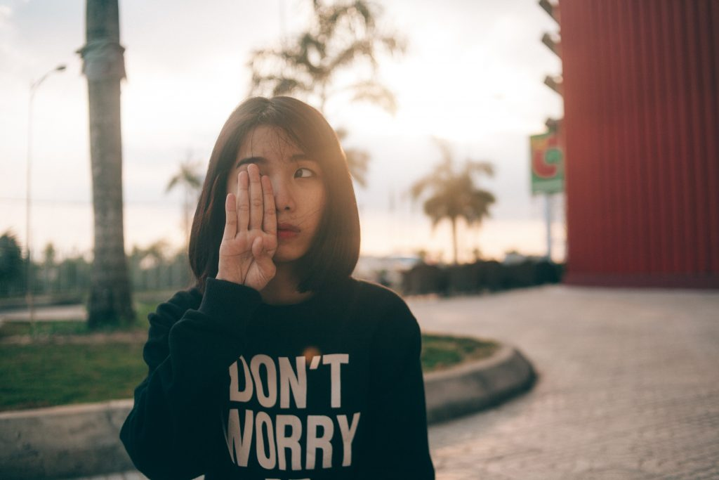 anxiety and fear in teens
